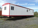 10'X44' Portable Office Trailer